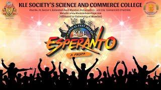 ESPERANTO - A Fiesta 2020
