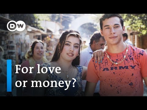 Brides for sale - Bulgaria's Roma marriage market | DW Docum