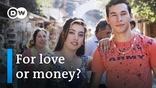 Brides for sale - Bulgaria's Roma marriage market | DW Documentary thumbnail