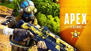 Apex Legends NEW Season 2 Theme Song for Main Menu &amp Jumpmaster Apex Legends Gameplay