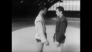 Самбо 1985 Техника борьбы стоя (фильм 1)