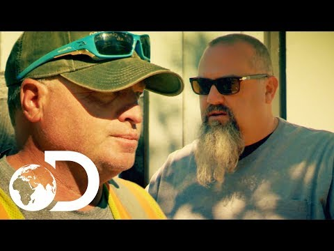 Hoffman Fights To Lift The Cease And Desist Order | SEASON 8 | Gold Rush