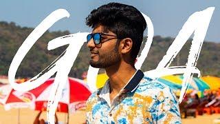 Goa Beaches Journey 2019 (PART 1) - LSK Vlogs