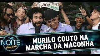 Murilo Couto na Marcha da Maconha