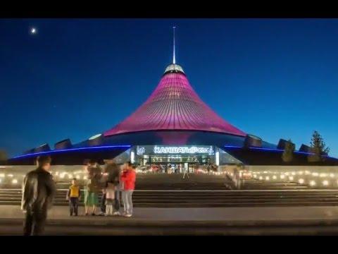 Discover Astana Kazakhstan Expo 2017