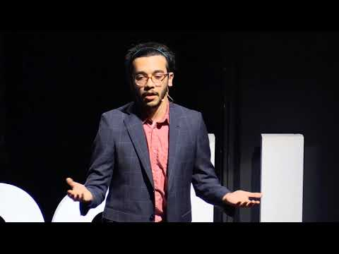 Take a Risk to Break Down Pre-existing Social Institutions | Mougheis Umar | TEDxStLawrenceU