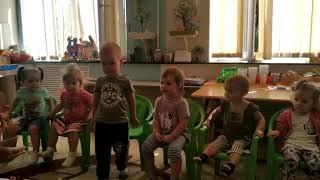 Адаптационные игры с малышами