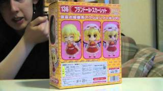 Touhou Project: Flandre and Remilia Scarlet Nendoroids