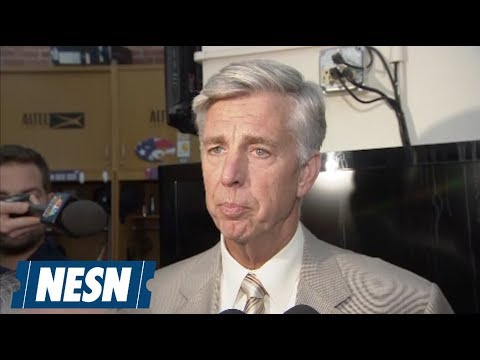 Dave Dombrowski on trading for Ian Kinsler, how he helps Red Sox