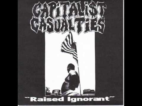 Capitalist Casualties  -  on the take . mp3