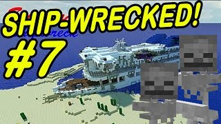"Minecraft | SHIPWRECK! | ""IT"