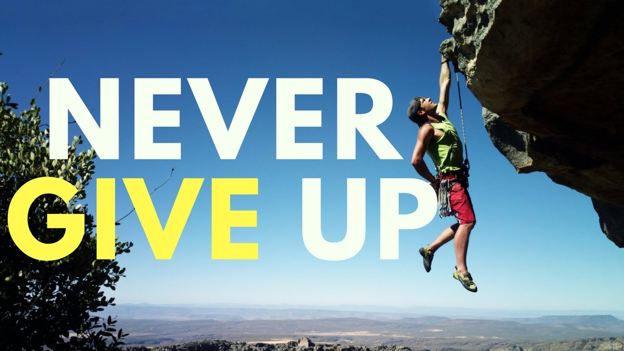 Quotes Never Give Up Never Give Up  Motivational Quotes Video Featjohn Cena  Youtube