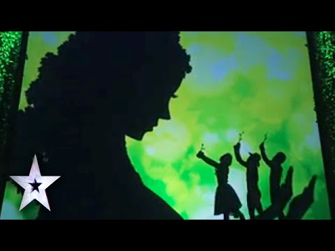 El Gamma's Touching Tribute To Mother Nature | Asia's Got Ta