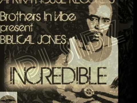 The Antidotes & Biblical Jones - Incredible (DJ Sibz Remix) [Sample] OUT NOW on TRAXSOURCE
