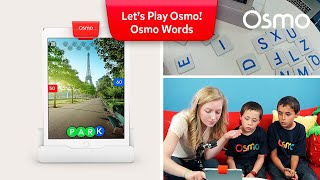 Let's Play Osmo - Osmo Words