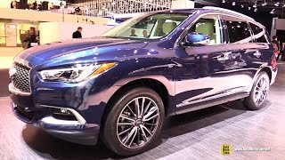 2016 Infiniti QX60 - Exterior and Interior Walkaround - 2016 Detroit Auto Show