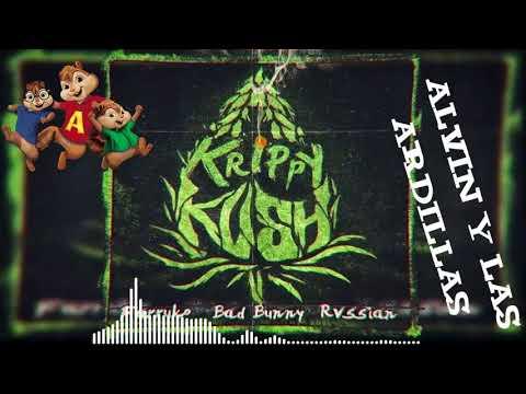 👉🐿Farruko, Bad Bunny, Rvssian - Krippy Kush [Alvin Y Las Ardillas]🐿👈