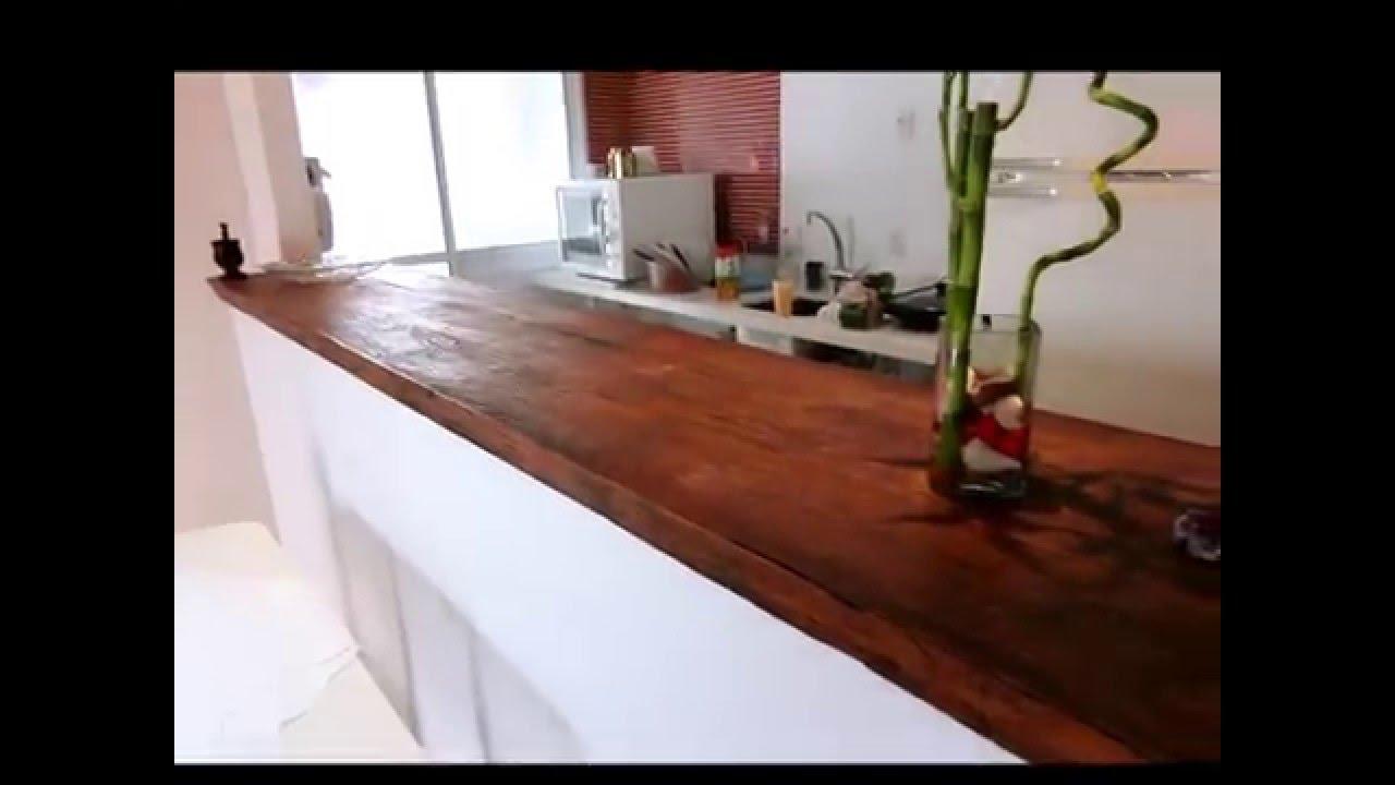 Decoracao rustica com tampo recortado personalizado em madeira de