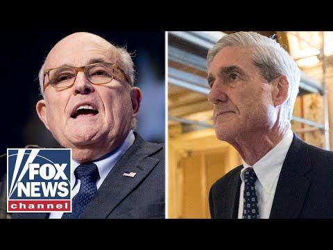 Giuliani slams Mueller's 'ethics' over public Russia probe remarks