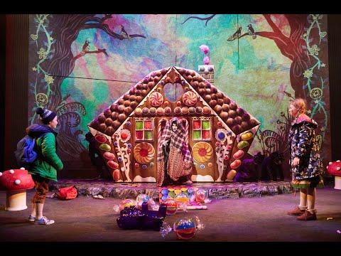 Hansel & Gretel   Production Trailer