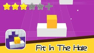 Fit In The Hole Day2 Walkthrough Awesome! Recommend index three stars