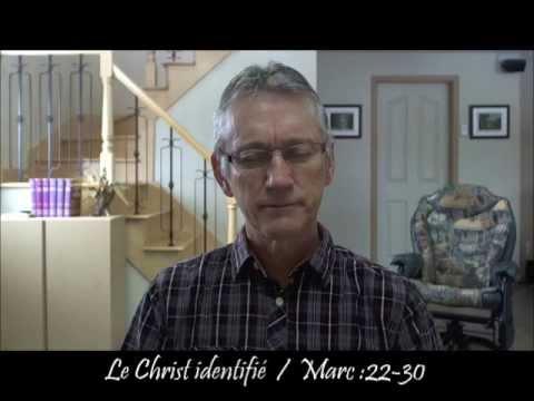42_Le Christ Identifié  Marc 8.22-30