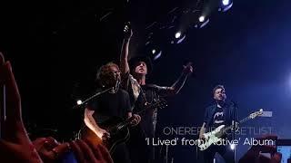 Onerepublic live in malaysia - 25th april 2018