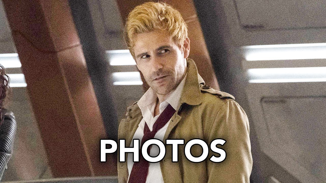 """Download DC's Legends of Tomorrow 3x10 Promotional Photos """"Daddy Darhkest"""" (HD) Season 3 Episode 10 Photos"""