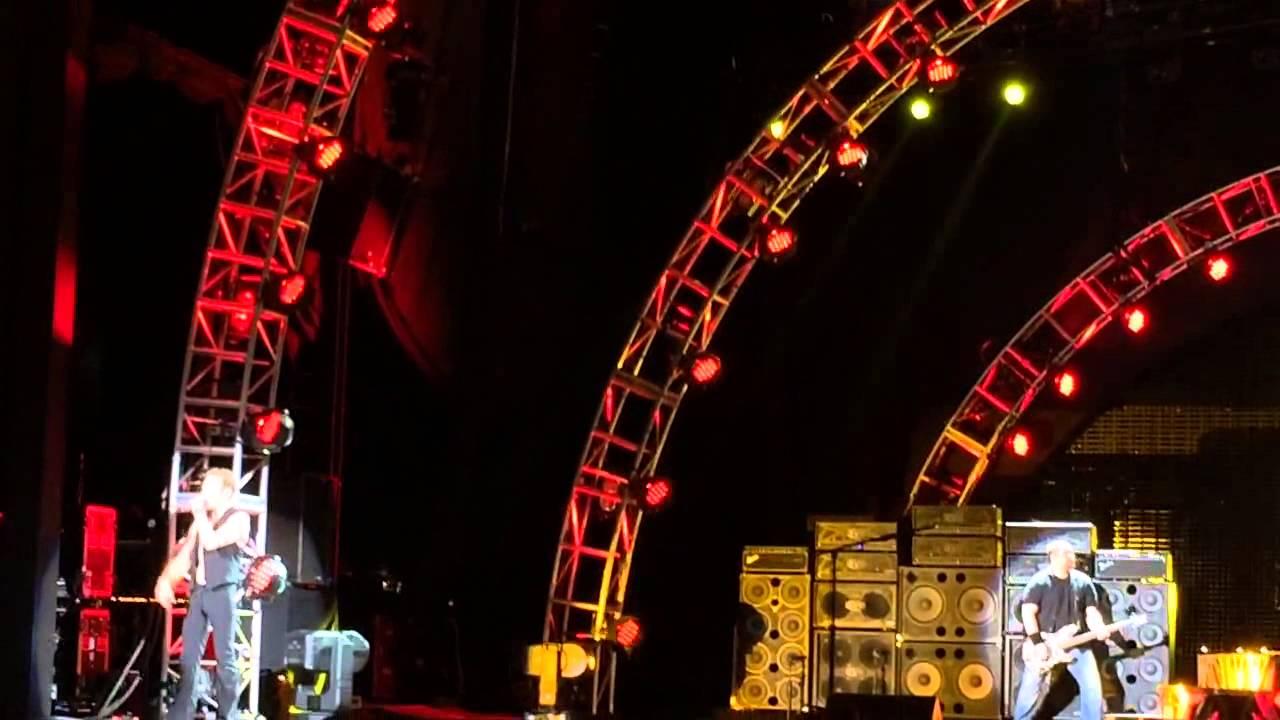 Van Halen  China Town  Darien Lake Performing Arts Center August 25 2015 82515  YouTube