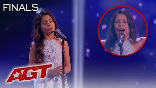 Emanne Beasha | Finals - America's Got Talent 2019 | La Mamma Morta