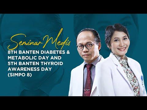 8th Banten Diabetes & Metabolic Day and 5th Banten Thyroid Awareness Day (SIMPO 8)