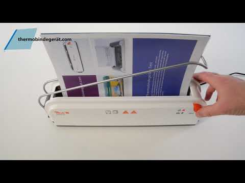 Test des Peach PB200-70 Thermobindegeräts