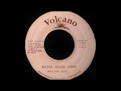 WAILING SOULS - Water House Rock [1981]