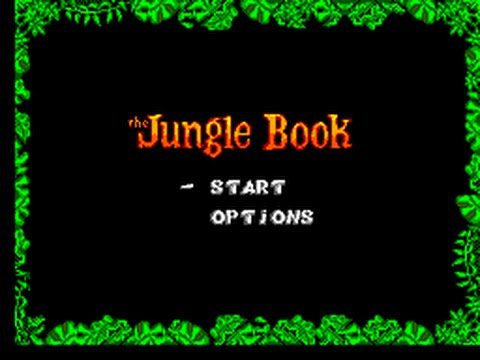 Master System Longplay [162] Jungle Book
