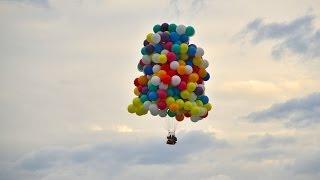 "Trans-Atlantic Cluster Balloon - ""Newfoundland Express"" - Col. Kittinger mix"