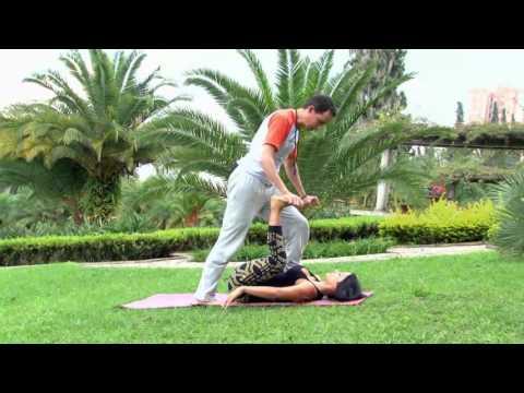 Eliana Franco ::: clase #3 de Yoga con David Mesa