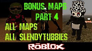 Slendytubbies ROBLOX Bonus Maps Part 4 By NotScaw [Roblox]