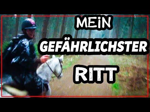 MEIN GEFÄHRLICHSTER RITT