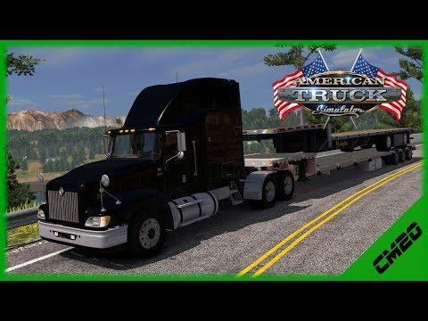 American Truck Simulator - International 9400i Eagle