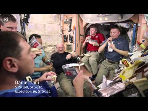 Living in Space  An Astronaut's Perspective HD