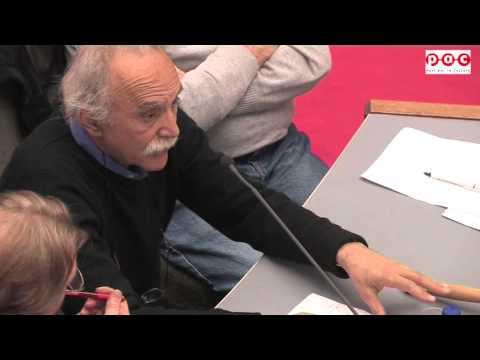 Conference de Michel Warschawski - Géopolitique israélo-palestinienne - 25 février 2015 (Mons, BE)