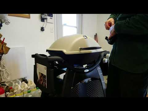 Affordable Weber Q3200 Propane Grill review