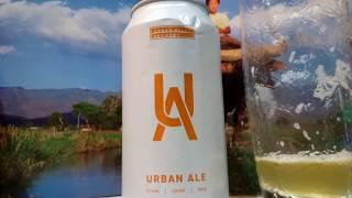 Urban Alley Urban Ale