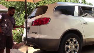 2010 GMC Buick Enclave Liftgate Won't Open And How  To Fixed It