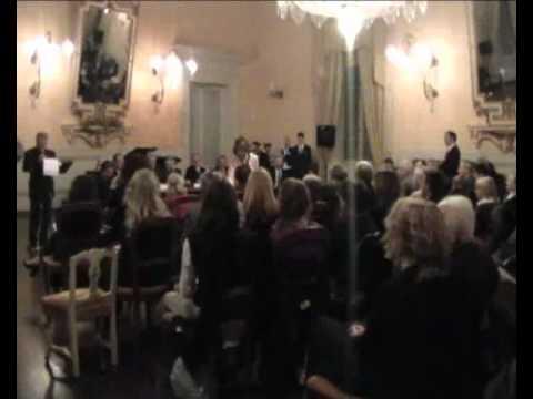 Premio Letterario Città di Castello - premiazione ...
