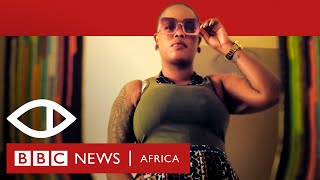 "Bridget Achieng: ""Baby girl, nothing goes for nothing"" - BBC Africa Eye"