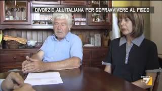 Divorzio all'italiana per sopravvivere al fisco