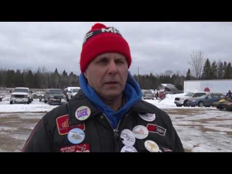 Discovering - Vintage Snowmobiles, DNR Wildlife Chief
