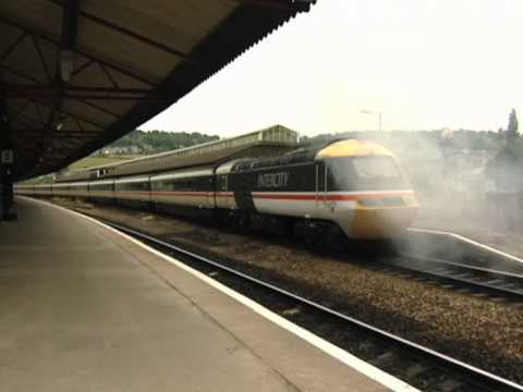 Paxman Valenta HST in stereo