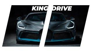 Обзор Bugatti Divo 2018 - альтернатива Chiron